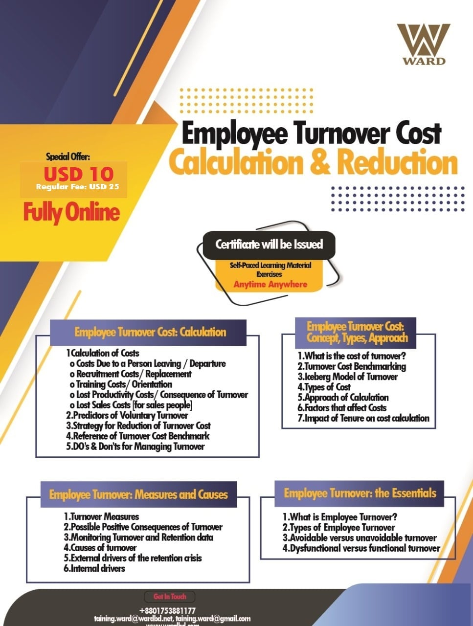 Employee Turnover Cost: Calculation & Reduction
